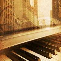 Logo of radio station JAZZRADIO.com - Piano Jazz
