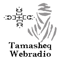 Logo of radio station Tamasheq