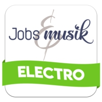 Logo of radio station Jobs et Musik Electro