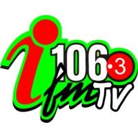 Logo of radio station INFORMEDIA 106.3