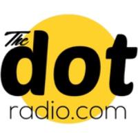 Logo of radio station TheDotRadio