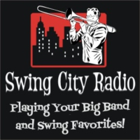Logo of radio station Swing City Radio