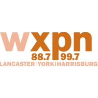 Logo of radio station WXPN 88.5 FM