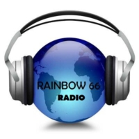 Logo of radio station RAINBOW66