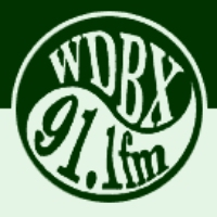 Logo of radio station WDBX