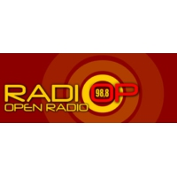 Logo of radio station Radio OP