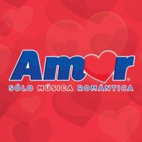 Logo of radio station XHSH-FM Amor 95.3