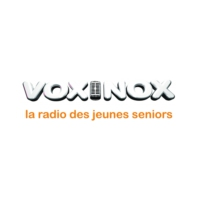 Logo of radio station Voxinox