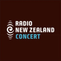 Logo of radio station Radio New Zealand Concert