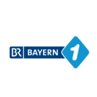 Logo of radio station Bayern 1 Schwaben