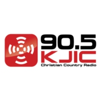 Logo of radio station 90.5 KJIC