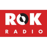 Logo of radio station ROK Radio British Comedy 2