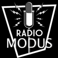 Logo of radio station Rádio Modus