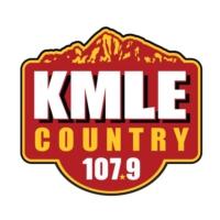 Logo de la radio KMLE Country 107.9