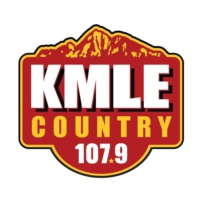 Logo of radio station KMLE Country 107.9