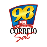 Logo of radio station Radio 98 Correio Sat