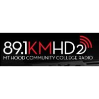 Logo of radio station KMHD2