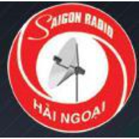 Logo of radio station KALI Saigon Radio 106.3