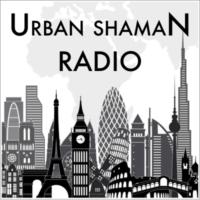 Logo of radio station UrbanShaman Radio