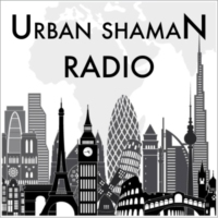Logo of radio station UrbanShaman Radio