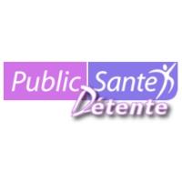 Logo of radio station Public Santé Détente