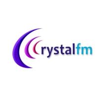 Logo de la radio Crystal FM 107.4