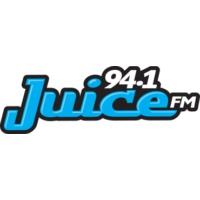 Logo of radio station CKCV 94.1 Juice FM