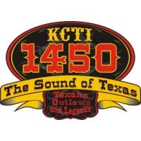 Logo of radio station KCTI 1450 AM
