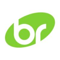 Logo of radio station Baross Rádió