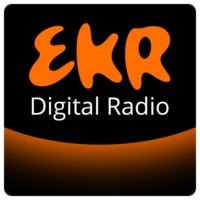 Logo of radio station EKR - EUROPEAN KLASSIK ROCK