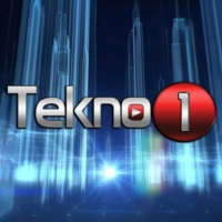 Logo of radio station Tekno1