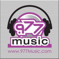Logo de la radio 977 Music - Comedy