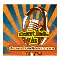Logo of radio station Desert Radio AZ