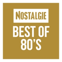 Logo of radio station Nostalgie Best of 80's