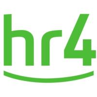 Logo of radio station hr4