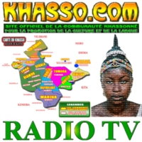Logo of radio station Khasso Radio