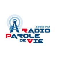 Logo of radio station RPV 105.5 FM