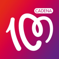 Logo of radio station Cadena 100 FM