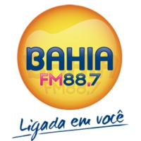 Logo of radio station Bahia FM