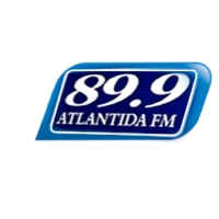 Logo of radio station Atlantida FM