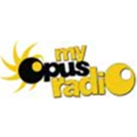 Logo of radio station My Opus Radio - C Train