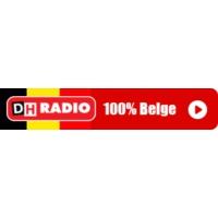 Logo de la radio DH Radio 100% Belge