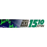 Logo of radio station KFNN