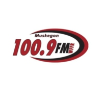 Logo of radio station Muskegon 100.9FM