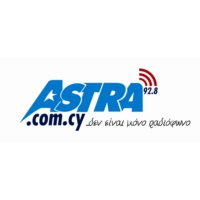 Logo of radio station ΑΣΤΡΑ 92,8 & 105,3