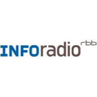 Logo of radio station RBB Info Radio