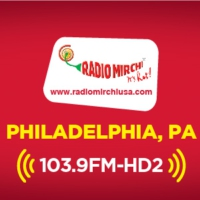 Logo of radio station Radio Mirchi Philadelphia
