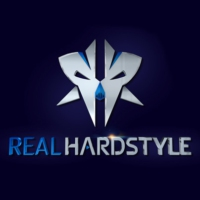 Logo of radio station Real Hardstyle