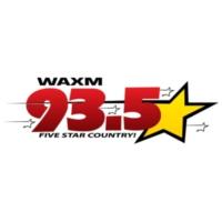 Logo of radio station WAXM 93.5 FM