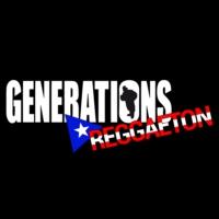 Logo de la radio Generations Reggaeton